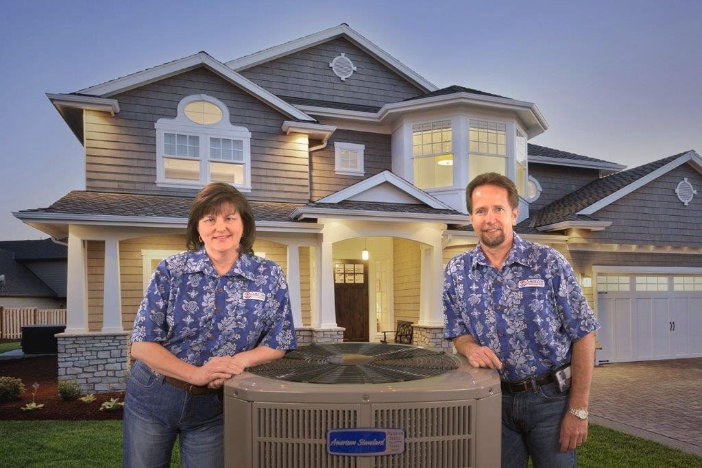 HVAC Services - Proudly serving the North Dallas area including the cities of Coppell Flower Mound Highland Village Lewisville